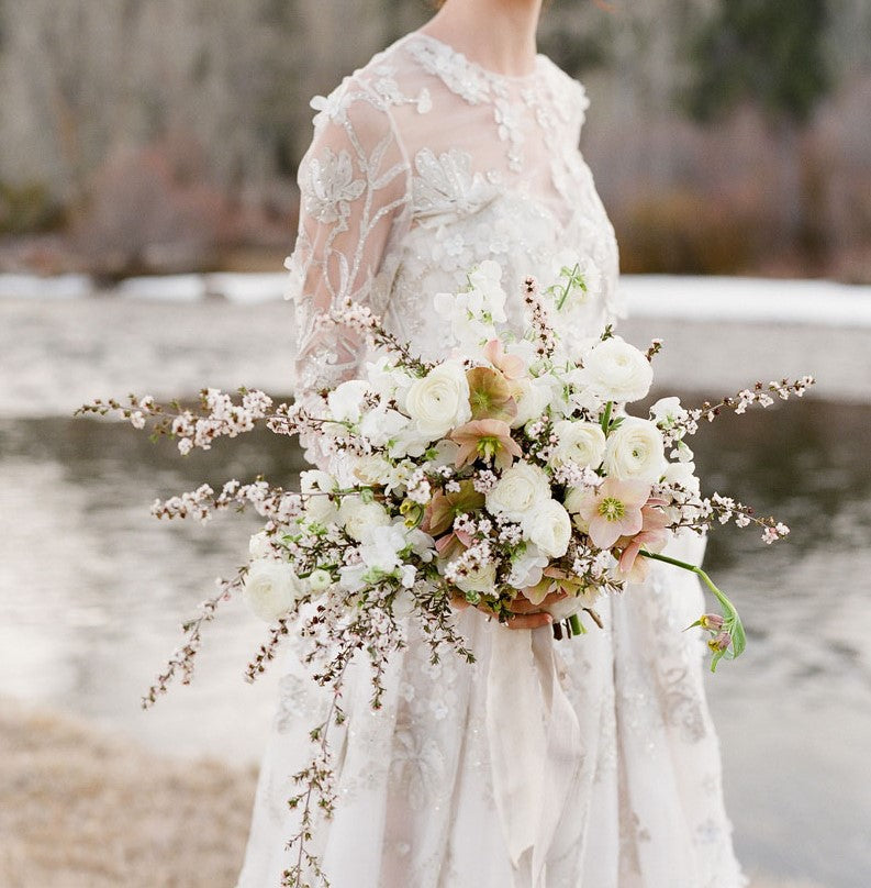 Bridal Bouquets When It Absolutely Must Be Perfect Bridal