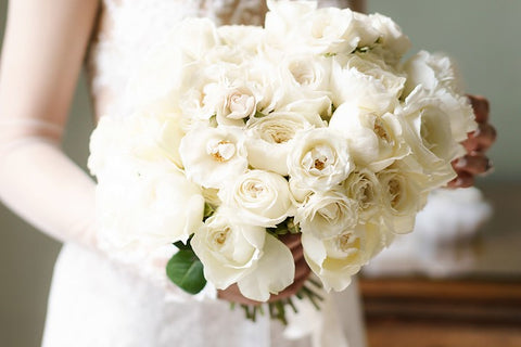 Peony Bridal Bouquet Purchase - Bridalbouquets.com