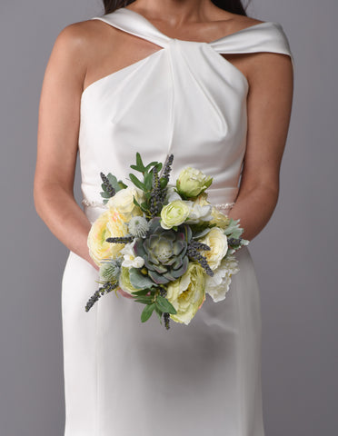 Savannah Bridal Bouquet Purchase - Bridalbouquets.com