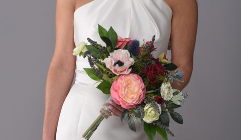 Image of Josie Bridal Bouquet Rental - Bridalbouquets.com