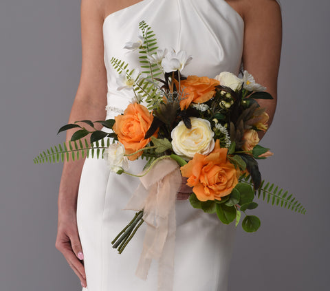 Chloe Bridal Bouquet Rental - Bridalbouquets.com