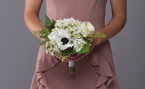 Diana Bridesmaid Bouquet Rental - Bridalbouquets.com