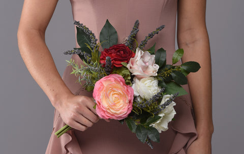 Josie Bridesmaids Bouquet Rental The price to rent is $30 Pay $15 today to reserve - Bridalbouquets.com