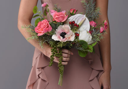 Hannah Bridesmaid Rental - Bridalbouquets.com
