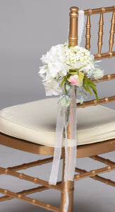 Georgia Aisle Marker Rental The price to rent is $15 Pay $7.50 today to reserve - Bridalbouquets.com