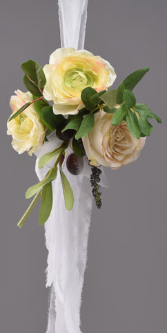 Image of Diana  Aisle Marker Rental - Bridalbouquets.com