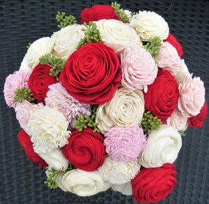 Crazy 4 You Bouquet - Bridalbouquets.com