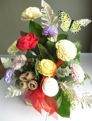 Wood You Be Mine - Bridalbouquets.com