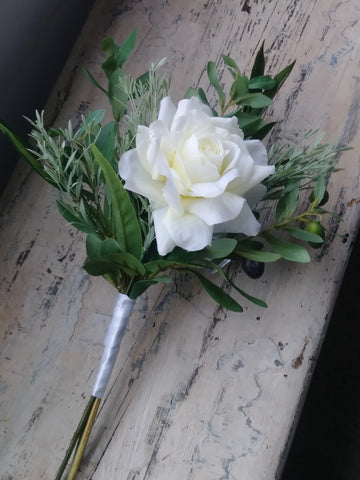 Image of Peony Bridesmaid Bouquet Rental - Bridalbouquets.com