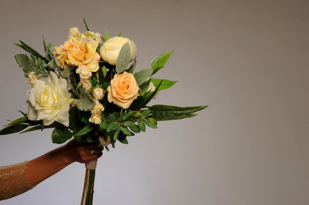 Gabrielle Bridal Bouquet Rental - Bridalbouquets.com