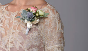 Georgia Pin On Corsage Rental - Bridalbouquets.com