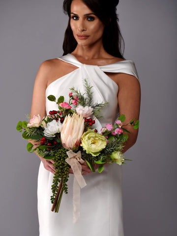 Hannah Bridal Bouquet Rental - Bridalbouquets.com