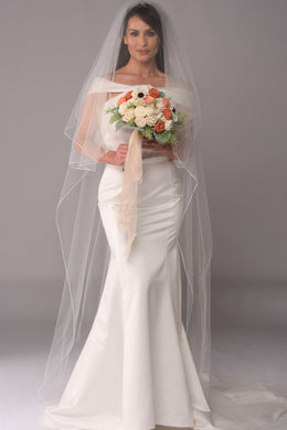 Olivia Sola Wood Collection Bridal Bouquet Purchase - Bridalbouquets.com