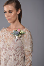 Load image into Gallery viewer, Georgia Pin On Corsage Rental - Bridalbouquets.com