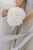 Hydrangea Bridesmaid Bouquet Rental - Bridalbouquets.com