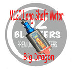 Big Dragon M120 Long Shaft Motor