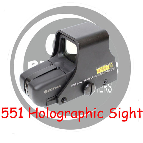 551 Holographic Sight