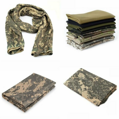Military Tactical Scarf