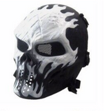 Full Face Skull Skeleton CS Mask