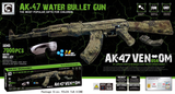 AK47 Venom Gel Blaster - Jungle