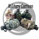 3 PC MILITARY DRINKING CANTEEN