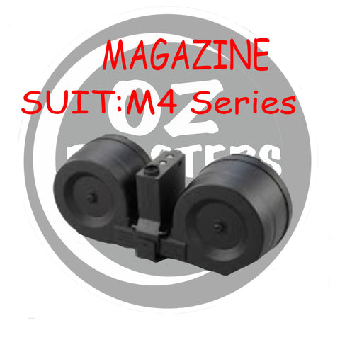 Double Drum Magazine