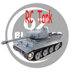 German RC Battle Tank