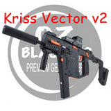 Kriss Vector V2 Gel Blaster
