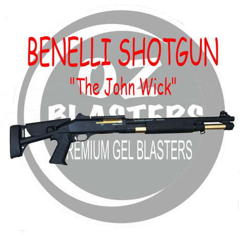 "BENELLI XM1014 SHOTGUN -""The John Wick"""