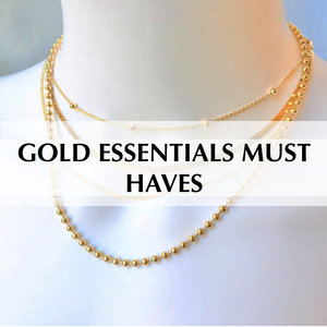 Gold Essentials Must Haves
