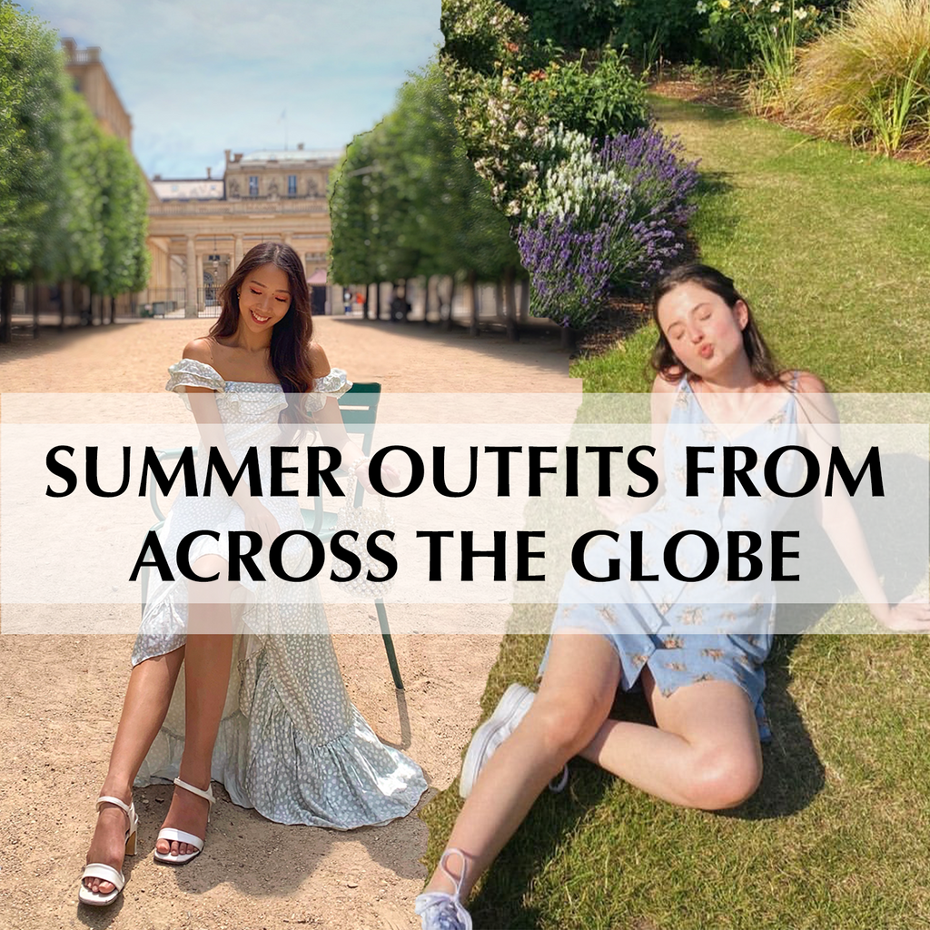 Summer Outfits From Across the Globe