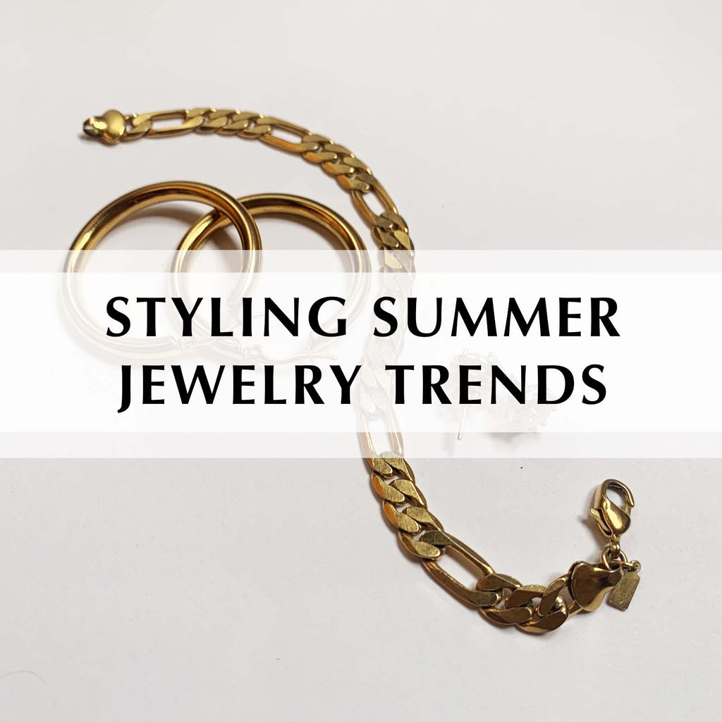 How to Style Summer Jewelry Trends