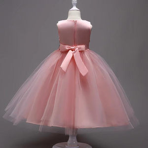 Sweet Princess Sleeveless Dress - davidissimo