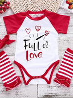 Baby Girls' Short Sleeves Bodysuit - davidissimo