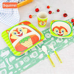 Bamboo Children Tableware Set - davidissimo