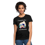 Law of Attraction T-Shirt - black