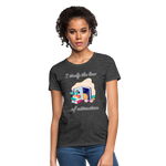Law of Attraction T-Shirt - heather black