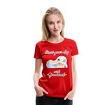 Start Your Day With Gratitude Premium T-Shirt - red