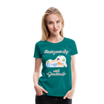 Start Your Day With Gratitude Premium T-Shirt - teal