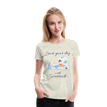 Start Your Day With Gratitude Premium T-Shirt - heather oatmeal