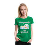 Start Your Day With Gratitude Premium T-Shirt - kelly green