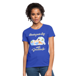 Start Your Day With Gratitude T-Shirt - royal blue