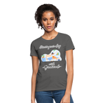 Start Your Day With Gratitude T-Shirt - charcoal