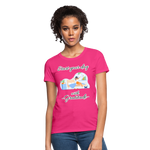 Start Your Day With Gratitude T-Shirt - fuchsia