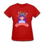 Thoughts Become Things Classic T-Shirt - red