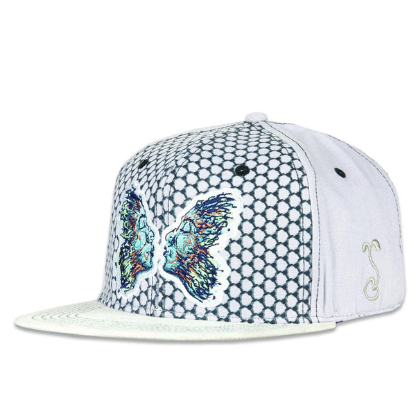 Grassroots - Chalice Faces Lavender Snapback