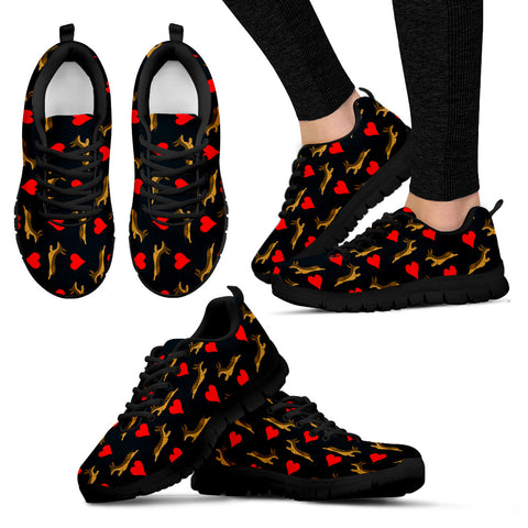 Dog Lover Sneakers - Women