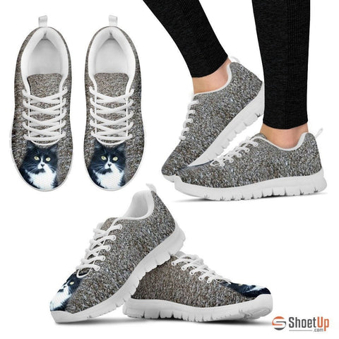 Amanda Keller/Cat-Running Shoes For Women-3D Print-Free Shipping