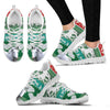 Dutch Warmblood Horse Christmas Running Shoes For Women- Free Shipping