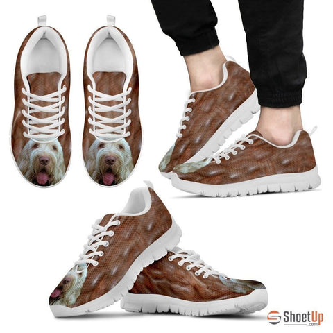 Spinone Italiano Dog Running Shoes For Men-Free Shipping